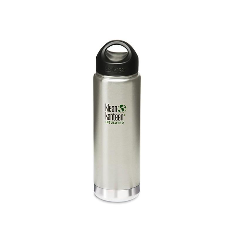 Photo, image de la gourde isotherme 0,6L inox brossé en vente