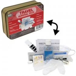 Kit de survie BCB Travel Survival Pack