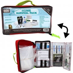 Kit de survie Home Survival Pack BCB
