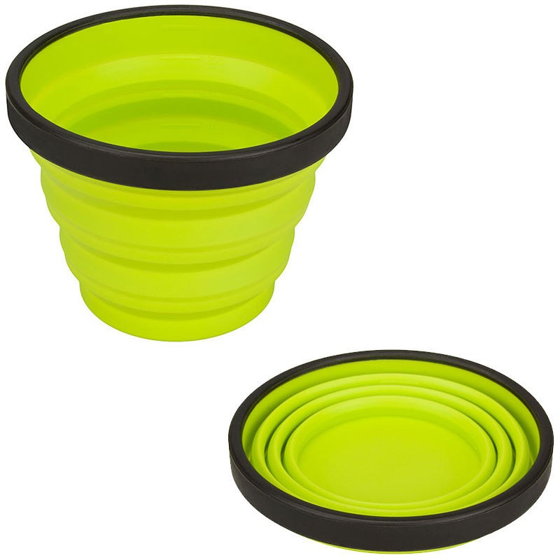 Tasse XCUP Sea to Summit verte