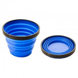 Tasse pliante XMUG Sea to Summit bleu