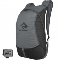 Sac à dos Sea To Summit Ultra-Sil Daypack 20L noir et gris