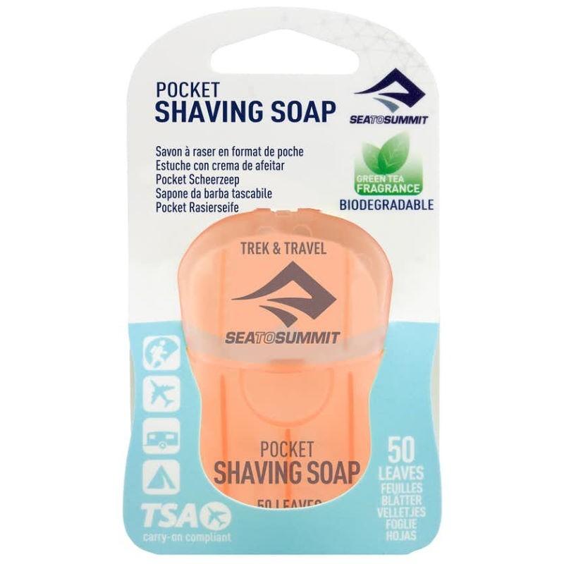 Savon De Rasage En Feuilles Sea To Summit Pocket Shaving Soap