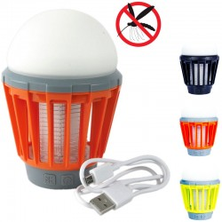 Lanterne anti-insectes rechargeable CAO