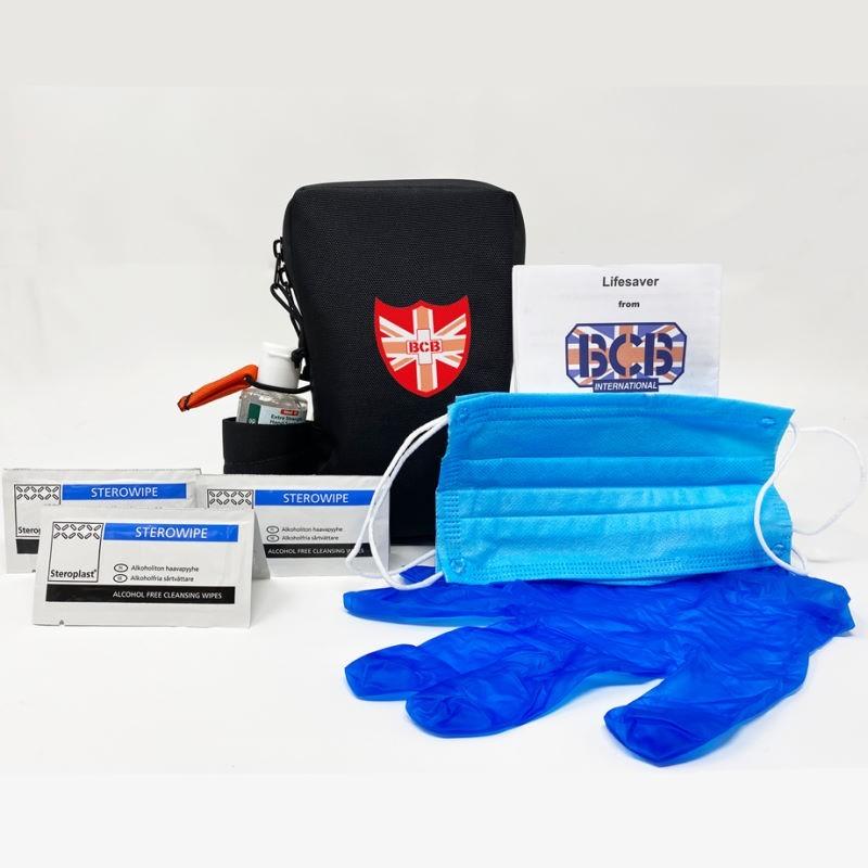 Kit de protection COVID BCB