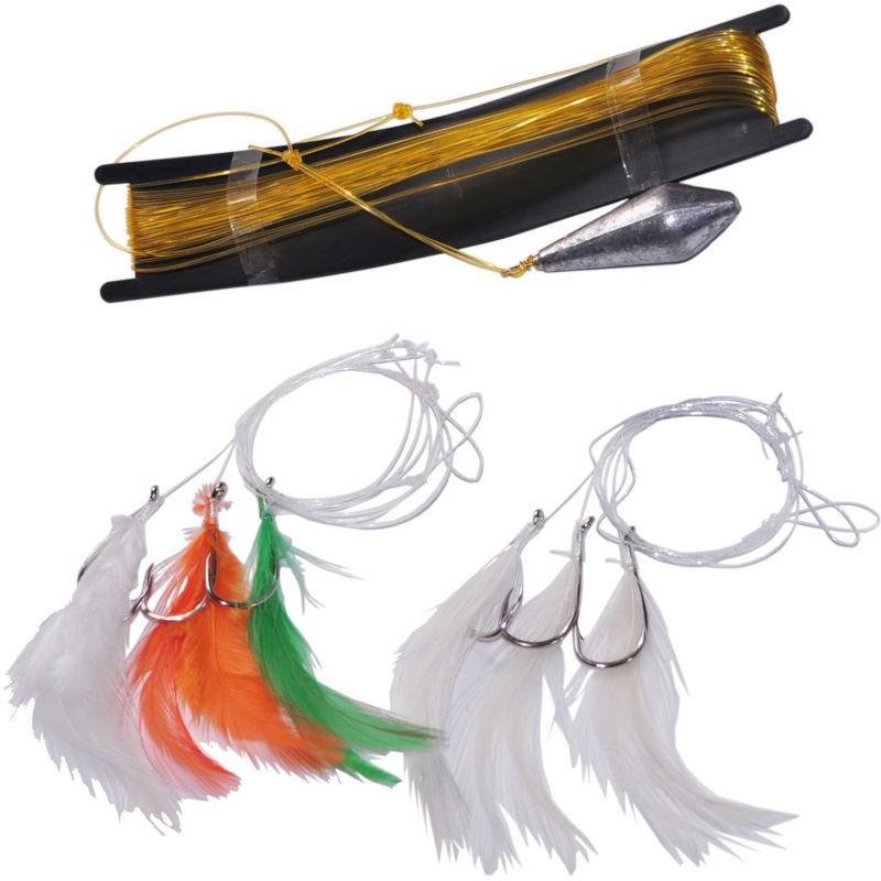 Kit de pêche de survie BCB Lifeboat