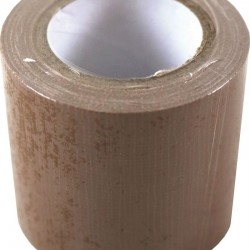 Ruban adhésif en toile BCB Duct Tape Brown