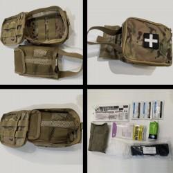 Kit de survie militaire armée BCB First Response