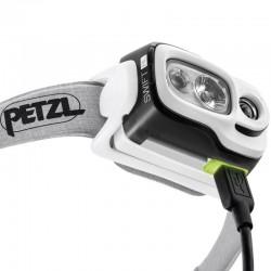 Lampe frontale Petzl Swift RL noire