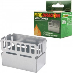Réchaud Fire Dragon Mini Cooker