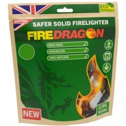 Combustible Fire Dragon par sachet de 12 tablettes