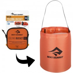 Seau pliable Sea to Summit Folding Bucket 10L