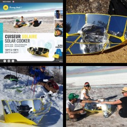 Four solaire Solar Brother Solar Cooker Sungood