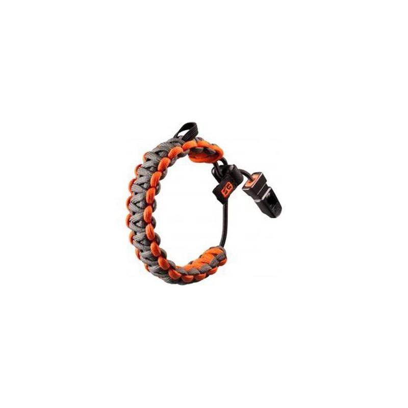 Bracelet de survie Paracord Bear Grylls