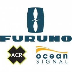 Logo marque Furuno et ACR