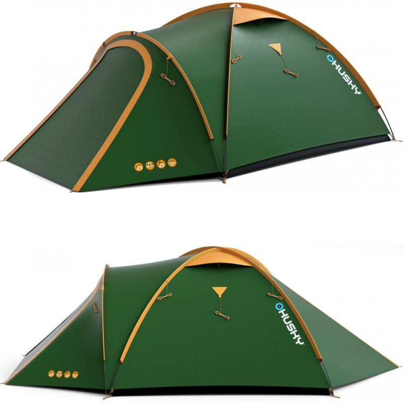 Tente Husky Bizon 4