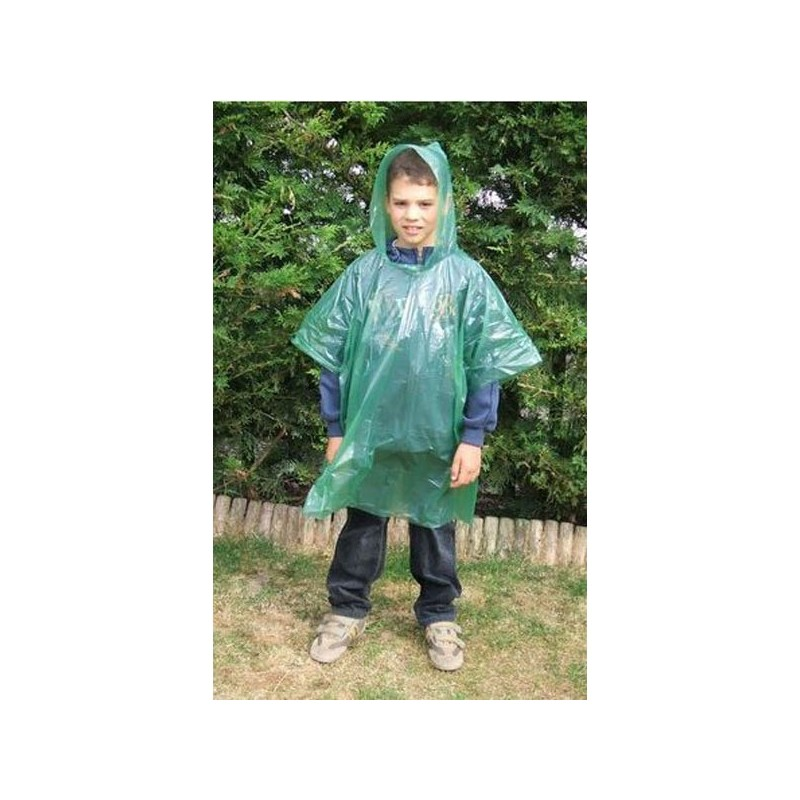 Photo, image du poncho de secours enfant en vente