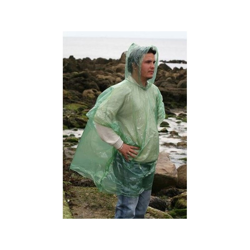 Photo, image du poncho de secours adulte en vente