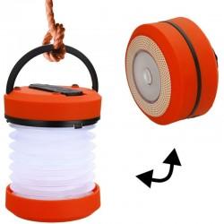 Lampe dynamo pliable CAO LED
