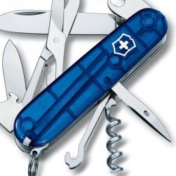 Couteau Victorinox Climber bleu