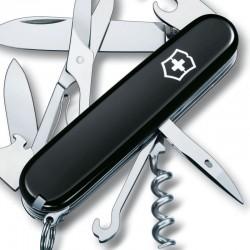 Couteau Victorinox Climber noir