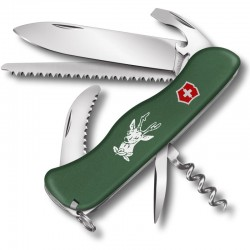 Couteau suisse Victorinox Hunter OD vert