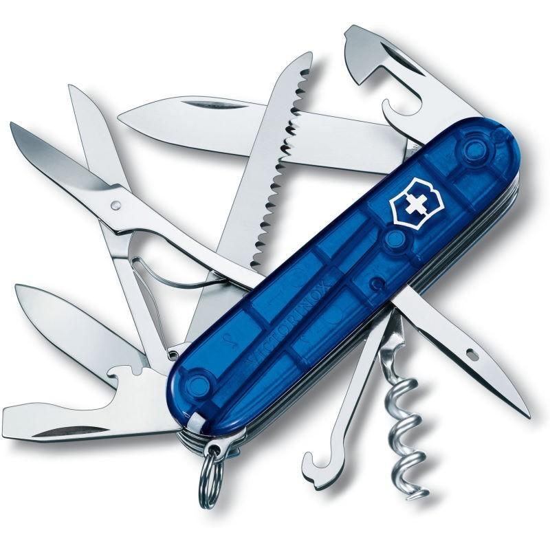 Couteau suisse Victorinox Huntsman bleu