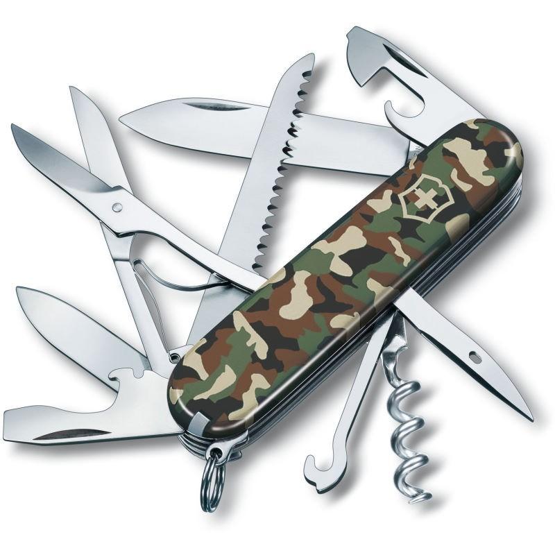 Couteau suisse Victorinox Huntsman camouflage militaire