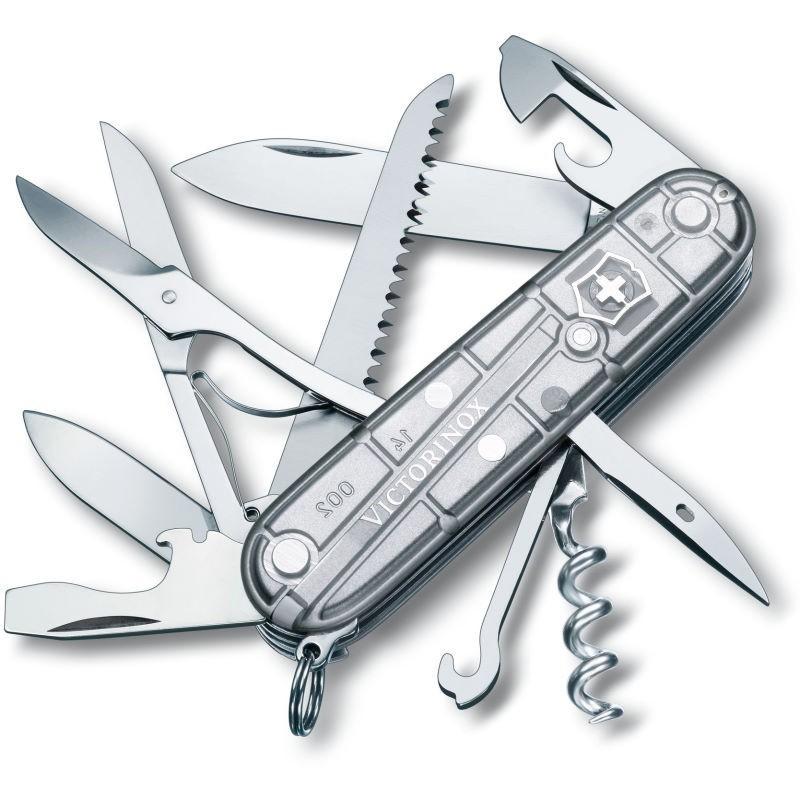 Couteau suisse Victorinox Huntsman translucide