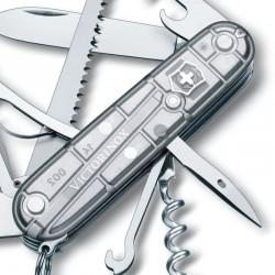 Couteau Victorinox Huntsman translucide