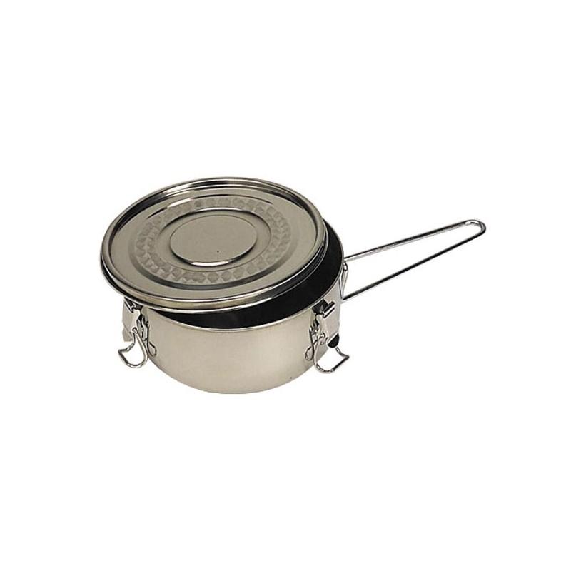 Photo, image de la gamelle inox ronde en vente