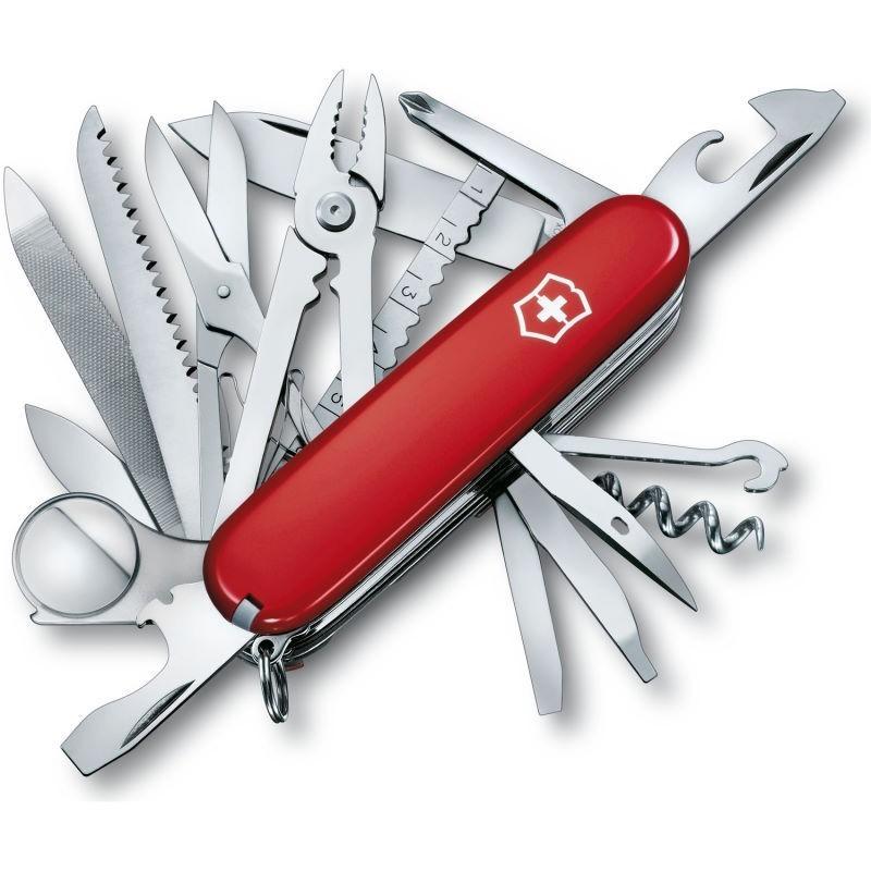 Couteau suisse Victorinox Swisschamp