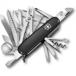 Couteau suisse Victorinox Swisschamp noir