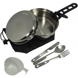 Popote inox CAO Scout 1 personne