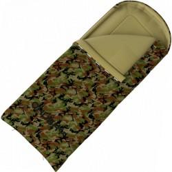 Sac de couchage Husky Gizmo Army avec coloris militaire