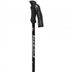 Bâtons de randonnée Fizan Compact Black