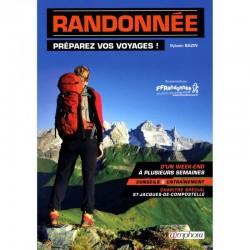 Guide de randonnée : préparez vos voyages de Sylvain Bazin