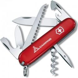Couteau suisse du campeur