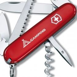 Couteau suisse du camping