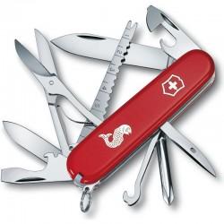 Couteau suisse Victorinox Fisherman avec logo poisson
