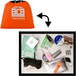 Pack de survie BCB Trekking Essentials Kit