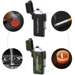 Briquet Lighter Explorer