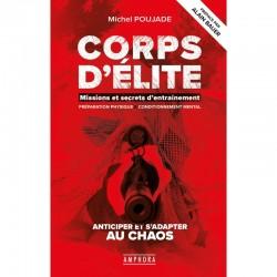 Livre Corps d'élite, missions et secrets d'entraînement de Michel Poujade