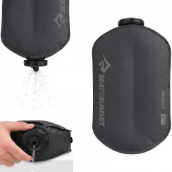 Réservoir poche à eau et douche Sea to Summit Watercell X 6L