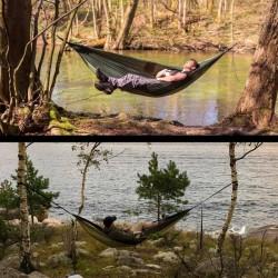 Hamac Amazonas Silk Traveller Thermo