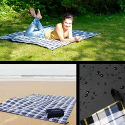 Plaid Amazonas Travel Blanket Ultra-Light