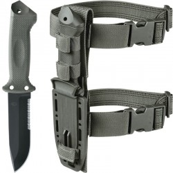Couteau de l'armée américaine Gerber LMF 2 ASEK