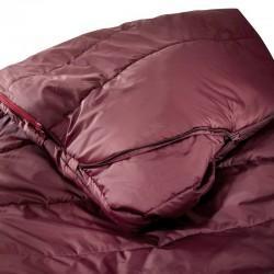 Sac de couchage pour enfant Deuter Starlight violet