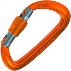 Mousqueton Camp Orbit Lock orange