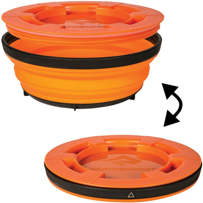 Lunch box pliable Sea to Summit XSEAL Large